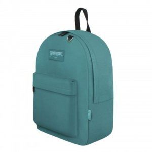 """EastWest Brand 16.5"""" Backpack in Turquoise Teal"""